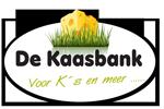 Logo De Kaasbank: online webshop om kaas en delicatessen te bestellen en te kopen