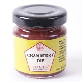 Mosterd Dillesaus / Vijgendip / Cranberrydip klein