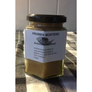 Antonia´s pruimen mosterd