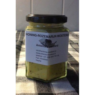 Antonia´s honing rozemarijn mosterd