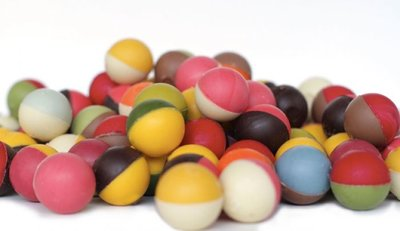 Chocoladebikkels assorti