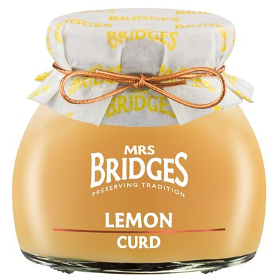 Mrs Bridges Lemon Curd 113g.