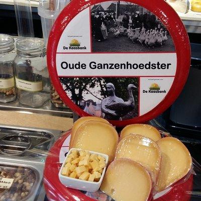 Oude Ganzenhoedster kaas
