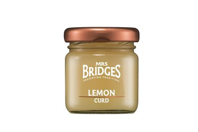 Mrs Bridges 42g. marmelade en curd