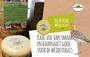 Kaas vol van smaak en daarnaast goed voor de weidevogels